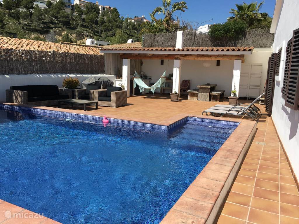 Vacation rental Spain, Costa Daurada, Sitges villa Casa Ibiza