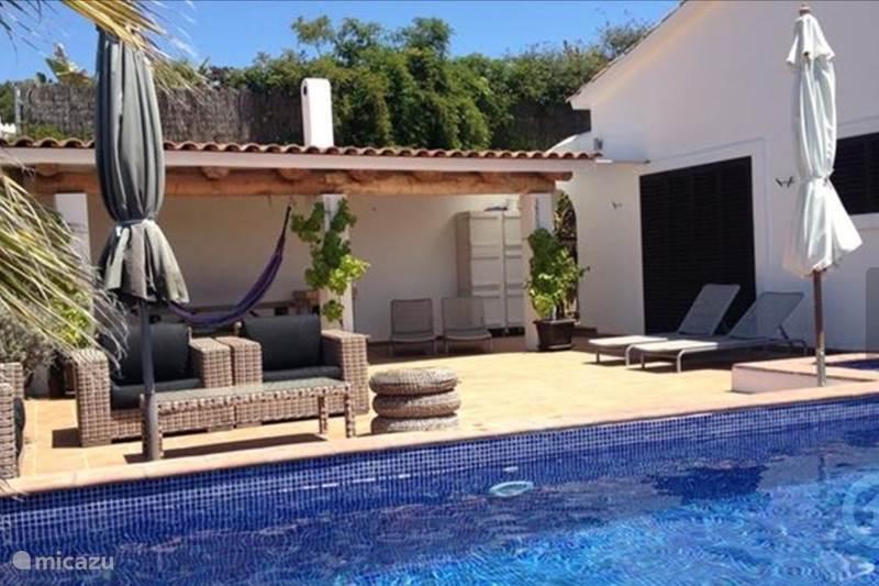 Vakantiehuis Spanje, Barcelona, Sitges Villa Casa Ibiza sitges