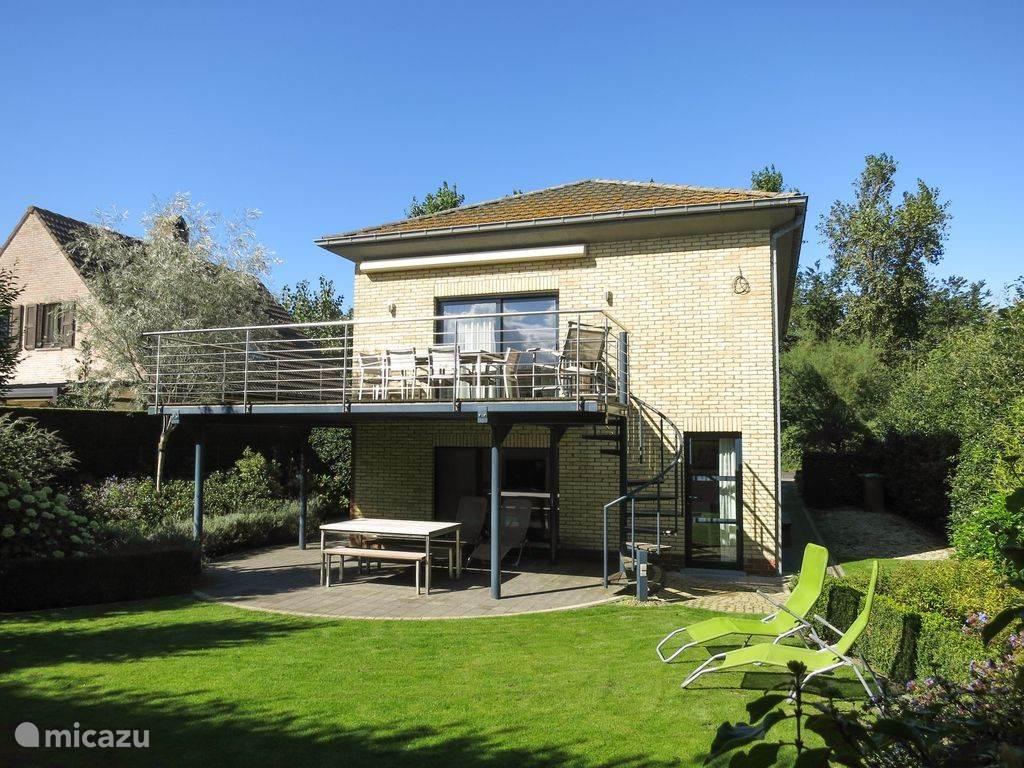 Ferienwohnung Belgien, Belgische Küste, Oostduinkerke villa Omaar Villa