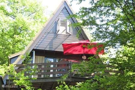 Vakantiehuis België, Ardennen, Durbuy - bungalow Chalet Durbuy + gratis WiFi