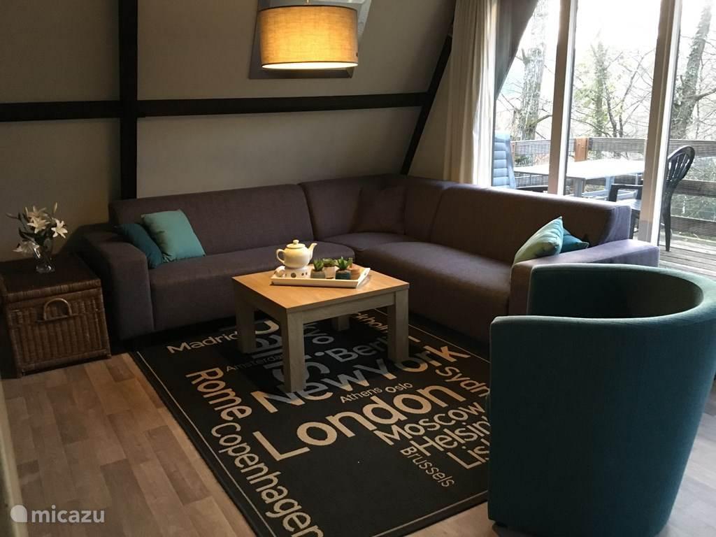 Vakantiehuis België, Ardennen, Durbuy Bungalow Chalet Durbuy + gratis WiFi