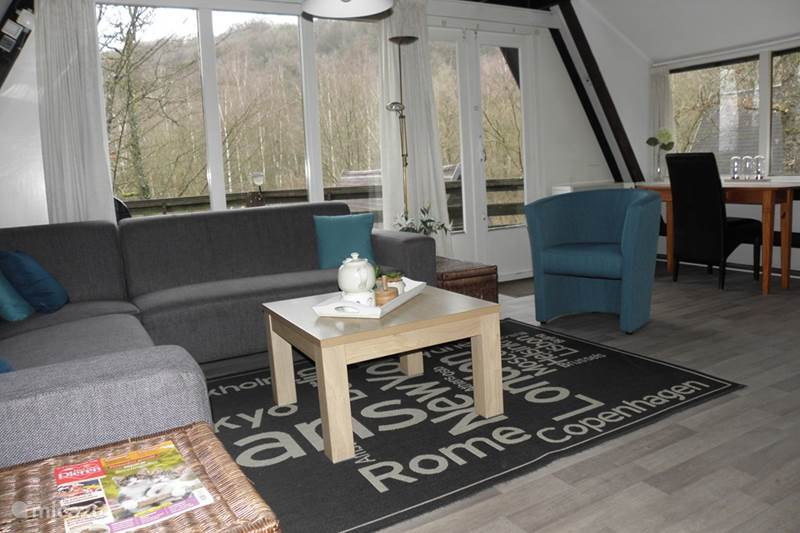 Vacation rental Belgium, Ardennes, Durbuy Bungalow Chalet Durbuy + free Wi-Fi