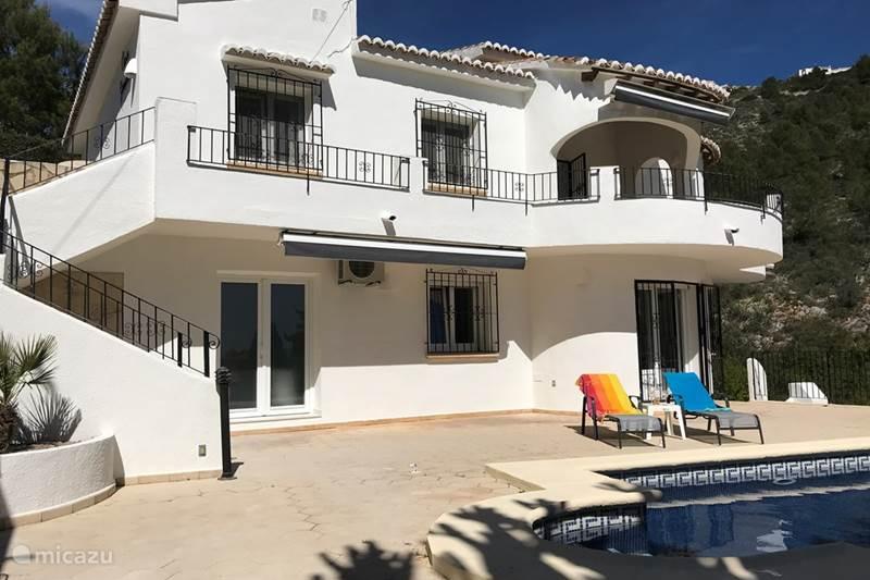 Vakantiehuis Spanje, Costa Blanca, Benitachell Villa Villa PP in Moraira