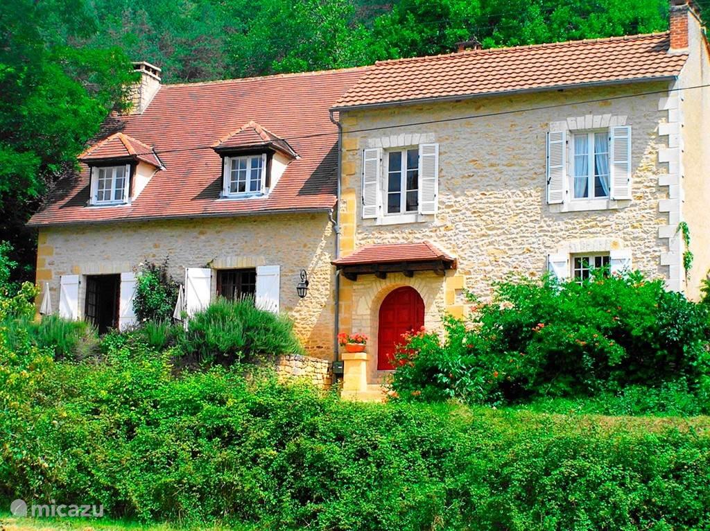 Vakantiehuis Frankrijk, Dordogne, Saint-Léon-sur-Vézère Villa En Chamenon