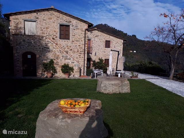 Vakantiehuis Italië, Toscane, Pescia - appartement Agriturismo La Marginella - app. 2