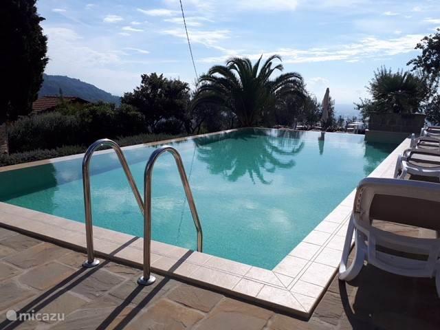 Vakantiehuis Italië, Toscane, Pescia Appartement Agriturismo La Marginella - app. 2
