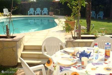 Vakantiehuis Frankrijk, Côte d´Azur, Mandelieu-la-Napoule – appartement Villa 'Le Bon Temps' appartement B