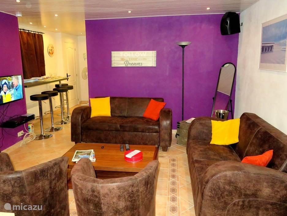 Vakantiehuis Frankrijk, Côte d´Azur, Mandelieu-la-Napoule Appartement Villa 'Le Bon Temps' appartement B