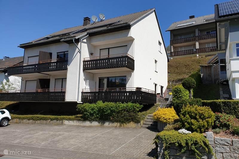 Ferienwohnung Deutschland, Sauerland, Niedersfeld - Winterberg Appartement Haus Nieders