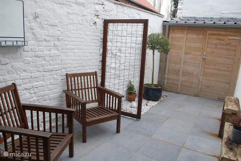 stadthaus haus krombrugge in br gge flandern belgien mieten micazu. Black Bedroom Furniture Sets. Home Design Ideas