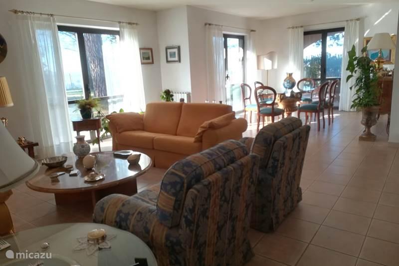 Vakantiehuis Italië, Lazio, Palombara Sabina Villa Villa la Fiora