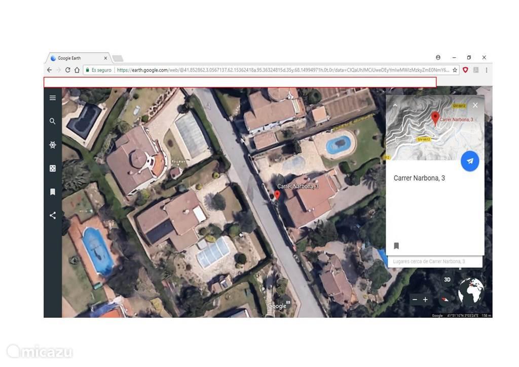 Casa Francisco _ Google Earth
