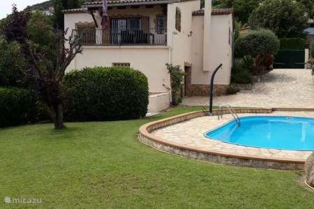 Vakantiehuis Spanje, Costa Brava, San Antonio de Calonge - vakantiehuis Casa Francisco