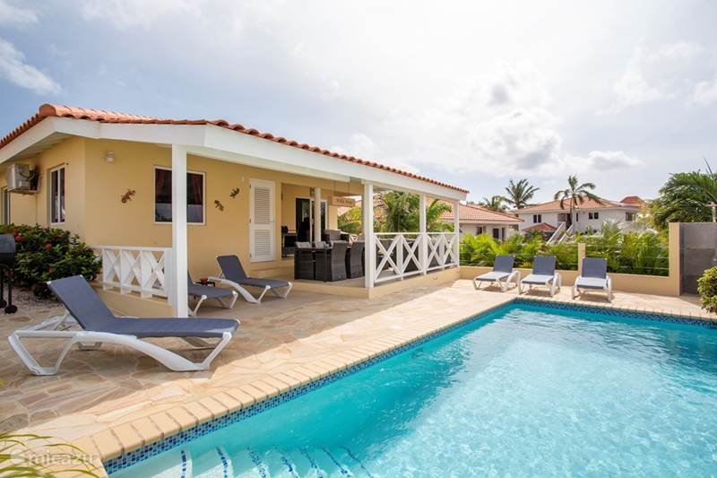 Vacation rental Curaçao, Banda Ariba (East), Jan Thiel Villa Villa Troy