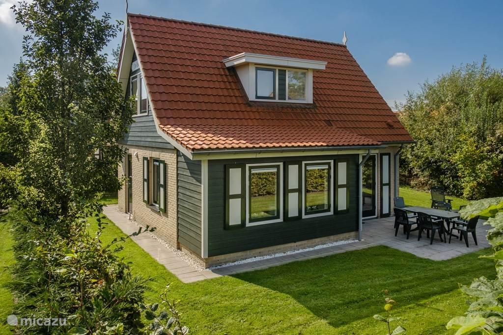 Vakantiehuis Nederland, Zeeland, Zonnemaire bungalow De Wulk