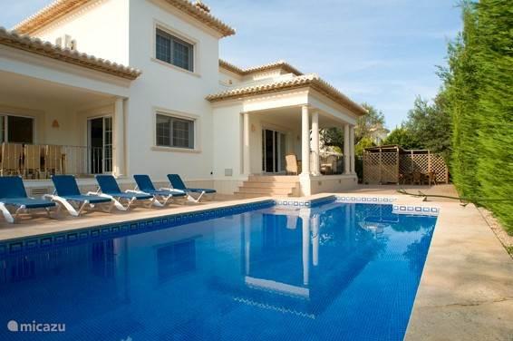 Ferienwohnung Spanien, Costa Blanca, Benissa villa Anna