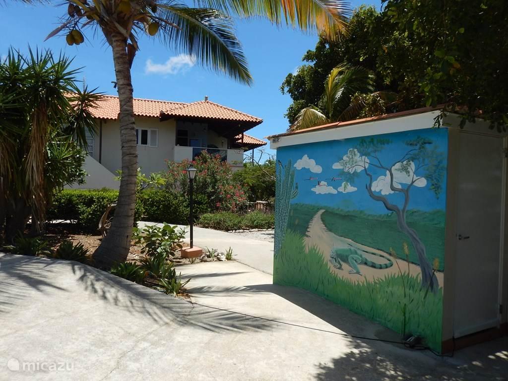 Vakantiehuis Bonaire, Bonaire, Belnem Appartement Windsock Beach Resort appartement #5