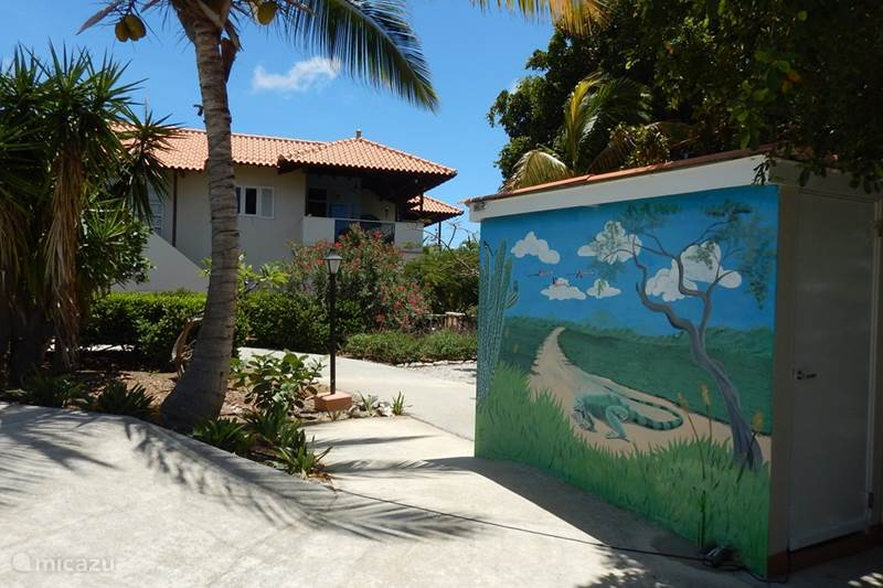 Vacation rental Bonaire, Bonaire, Belnem Apartment Windsock Beach Resort apartment # 5