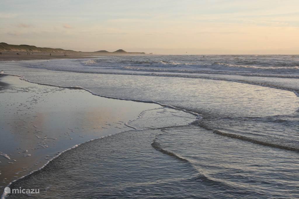 Zon zee en strand