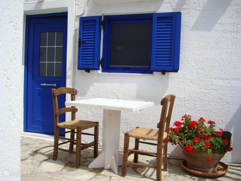 Vacation rental Greece, Crete, Sissi - terraced house Anchor Residence
