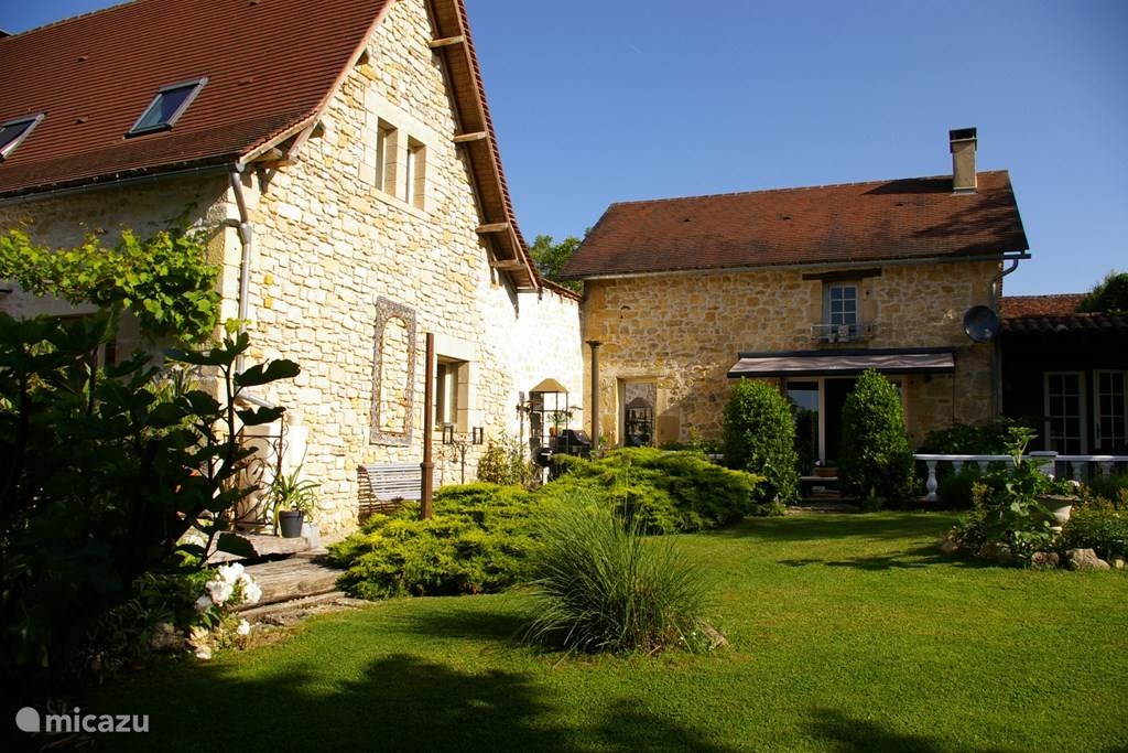 Vacation rental France, Dordogne, Saint-Rabier holiday house Tamarinde
