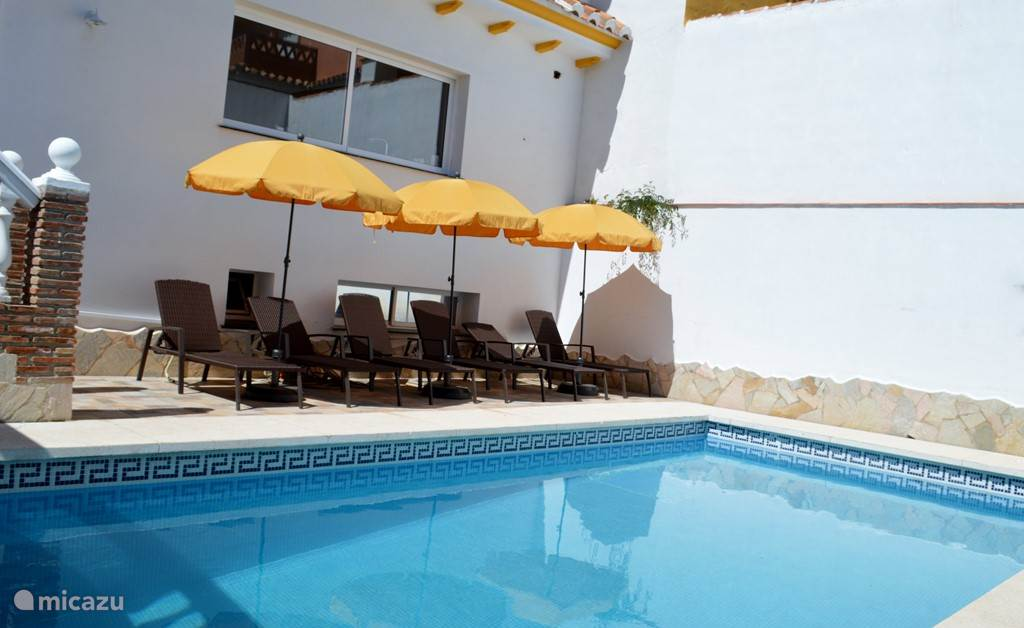 Vakantiehuis Spanje, Costa del Sol, Fuengirola - vakantiehuis Casa Arigili met privé zwembad