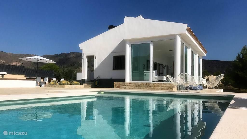 Vakantiehuis Spanje, Costa Blanca, La Romana villa Serendipia
