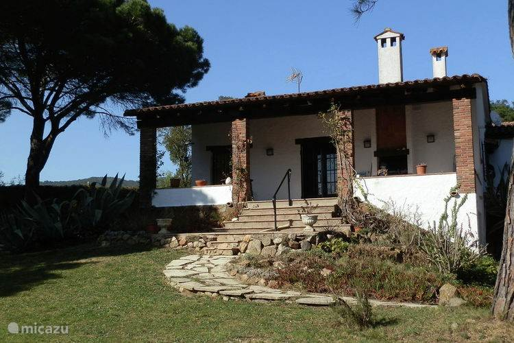 Vakantiehuis Spanje, Costa Brava, Santa Cristina d'Aro Villa 'Refugi'