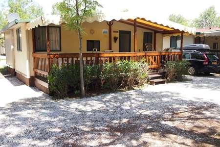 Vakantiehuis Italië, Toscane, Viareggio – stacaravan Stacaravan, Familie camping Toscane