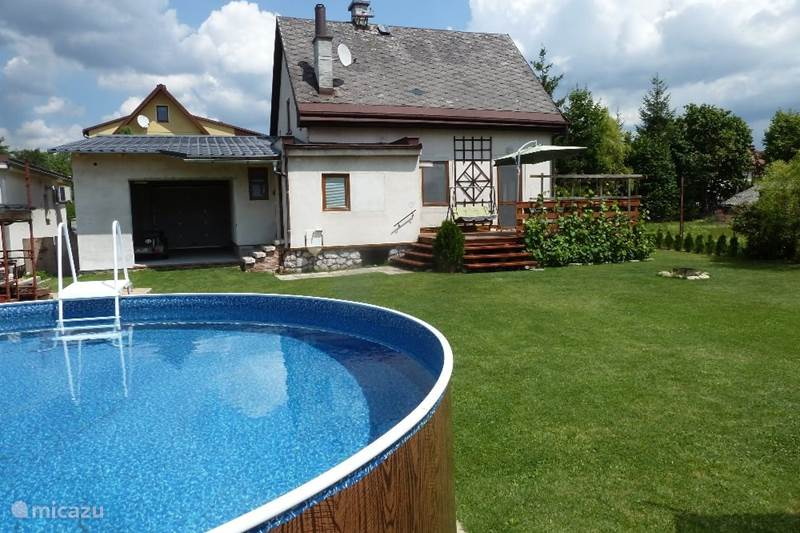 Vacation rental Czech Republic, Giant Mountains, Vrchlabi Holiday house Vrchlabi