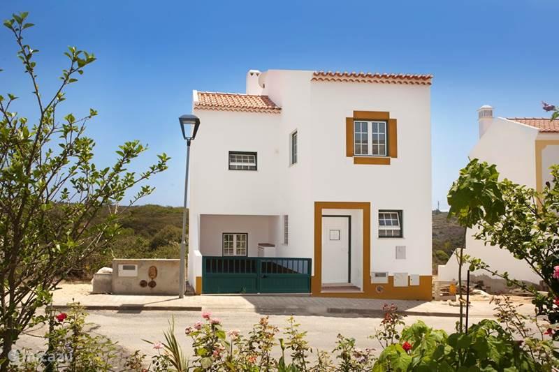 Vakantiehuis Portugal, Alentejo, Zambujeira do Mar Vakantiehuis Zambujeira do Mar