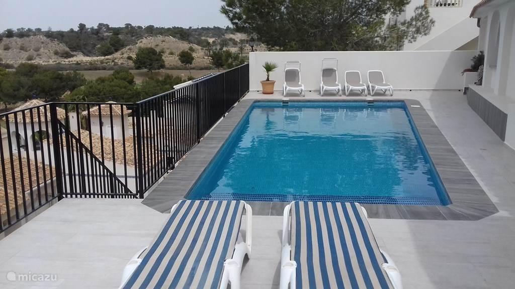 Vakantiehuis Spanje, Costa Blanca, Orihuela Costa villa Villa Las Ramblas
