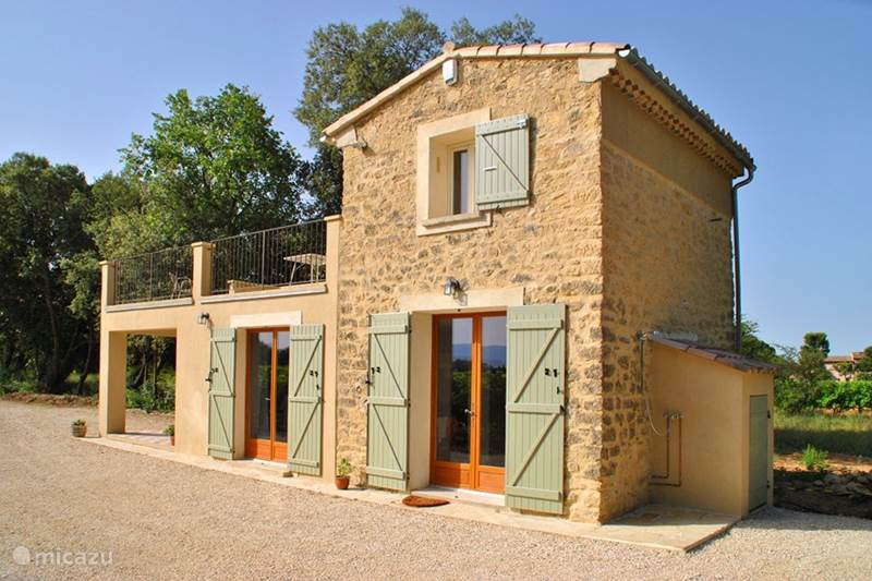 Vakantiehuis Frankrijk, Vaucluse, Carpentras Gîte / Cottage Le Mazet de Marotte