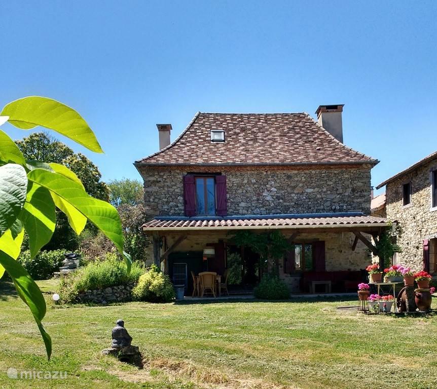Vakantiehuis Frankrijk, Dordogne, Génis Gîte / Cottage La Papillon Rouge