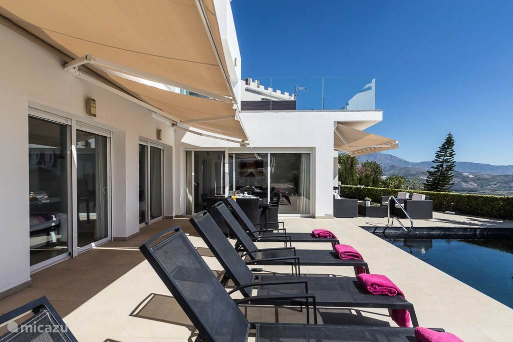 Vakantiehuis Spanje, Andalusië, Salobrena Villa Villa Blanca