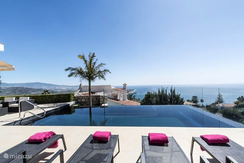 Vakantiehuis Spanje, Costa Tropical, Salobreña Villa Villa Blanca