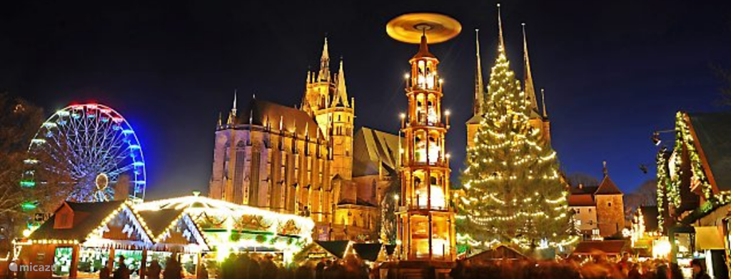 Diverse sfeervolle kerstmarkten in de buurt