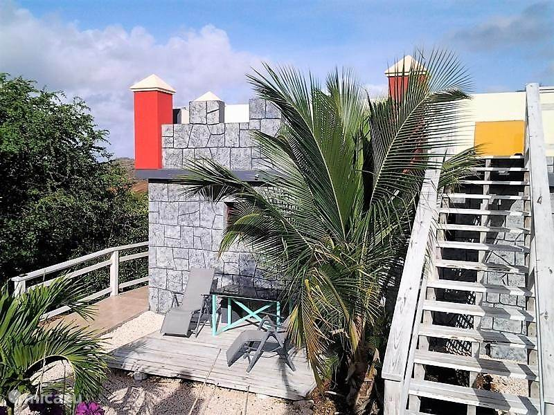 Vacation rental Curaçao, Banda Abou (West), Soto apartment The castle