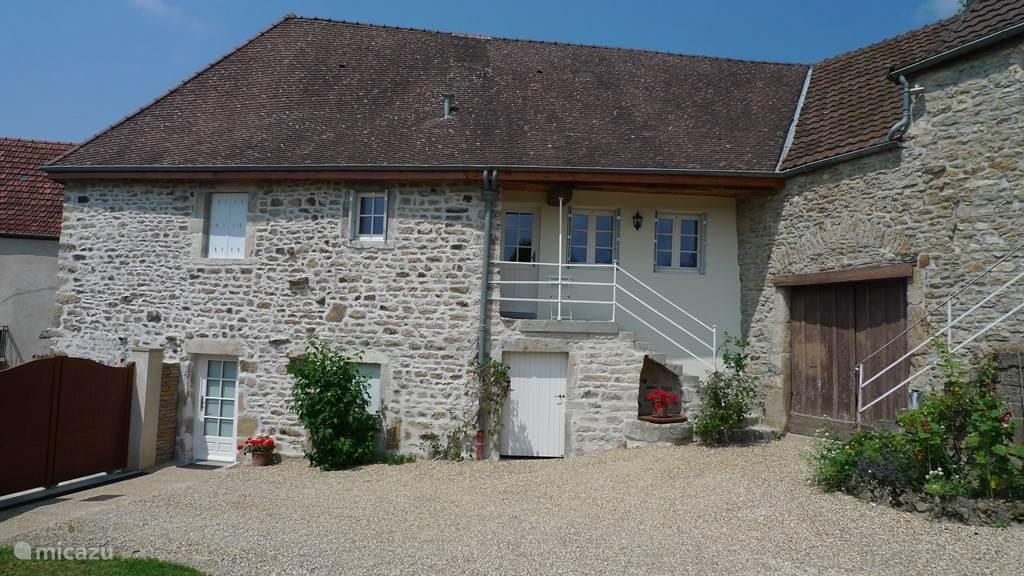 Vakantiehuis Frankrijk, Bourgogne, Nolay Gîte / Cottage Hameau de Cirey