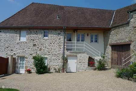 Vakantiehuis Frankrijk Côte D Or Gîte Cottage Hameau De Cirey