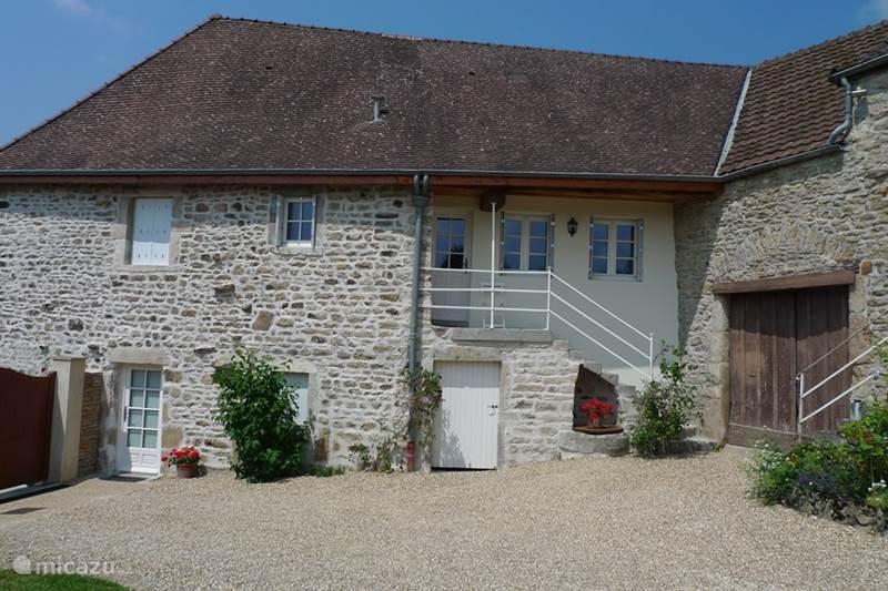 Vakantiehuis Frankrijk, Côte-d'Or, Nolay Gîte / Cottage Hameau de Cirey