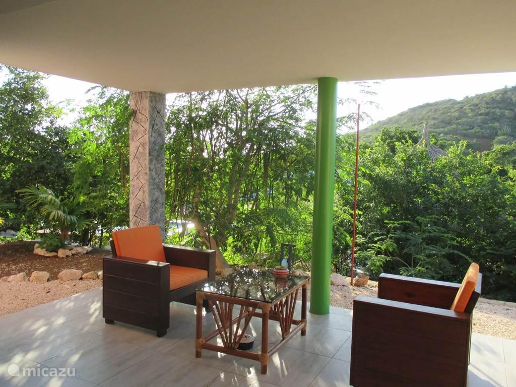 Vacation rental Curaçao, Banda Abou (West), Soto apartment Moringa Castle apartment