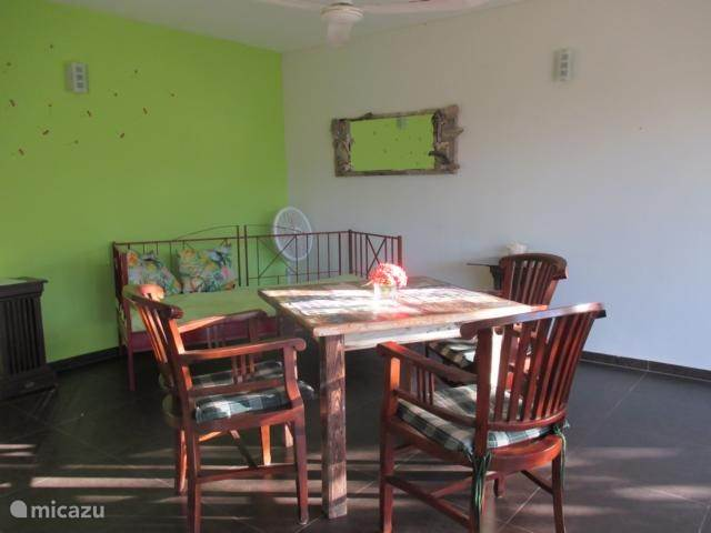Vakantiehuis Curaçao, Banda Abou (west), Soto Appartement Moringa Burcht appartement
