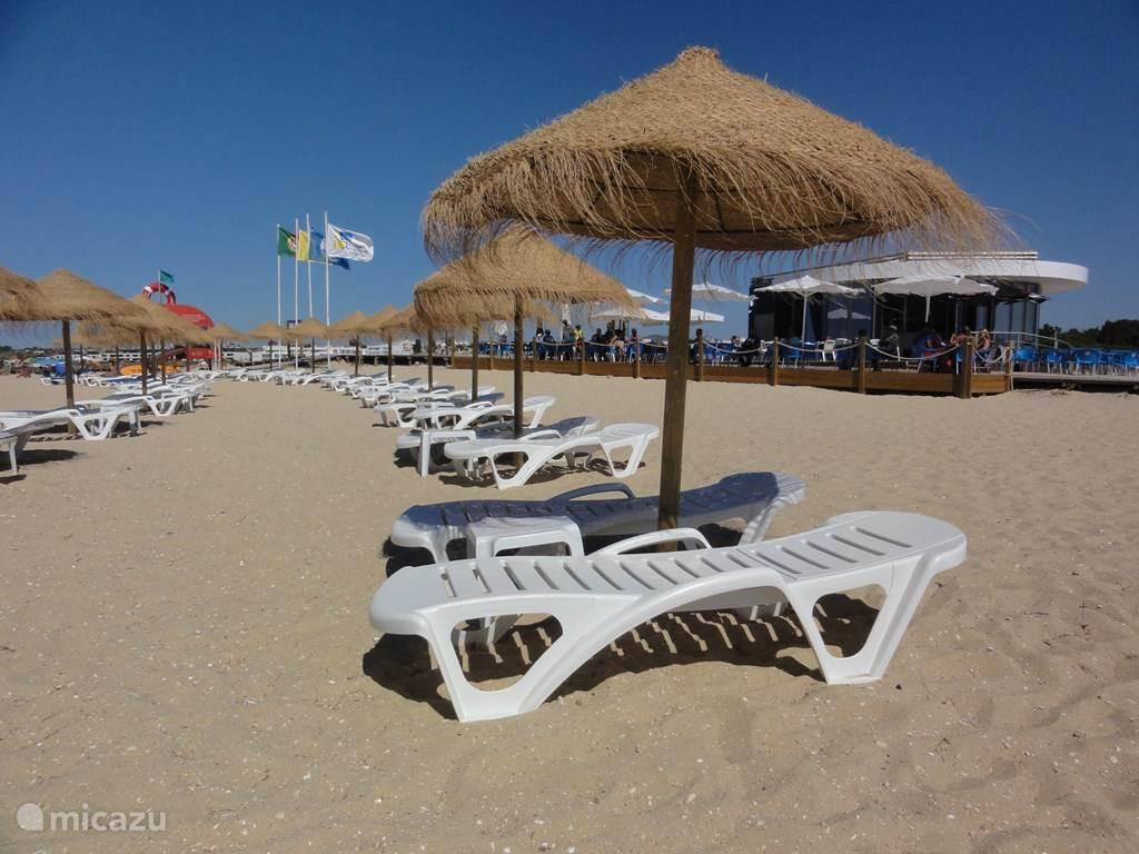 Fuseta Ria-strand