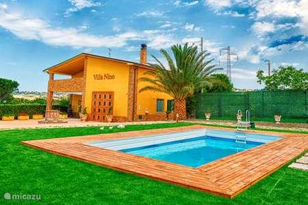 Vakantiehuis Italië, Molise – villa Villa Nino