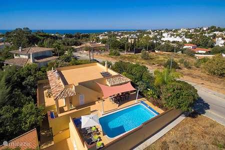 Vakantiehuis Portugal, Algarve, Carvoeiro villa Vivenda Faria