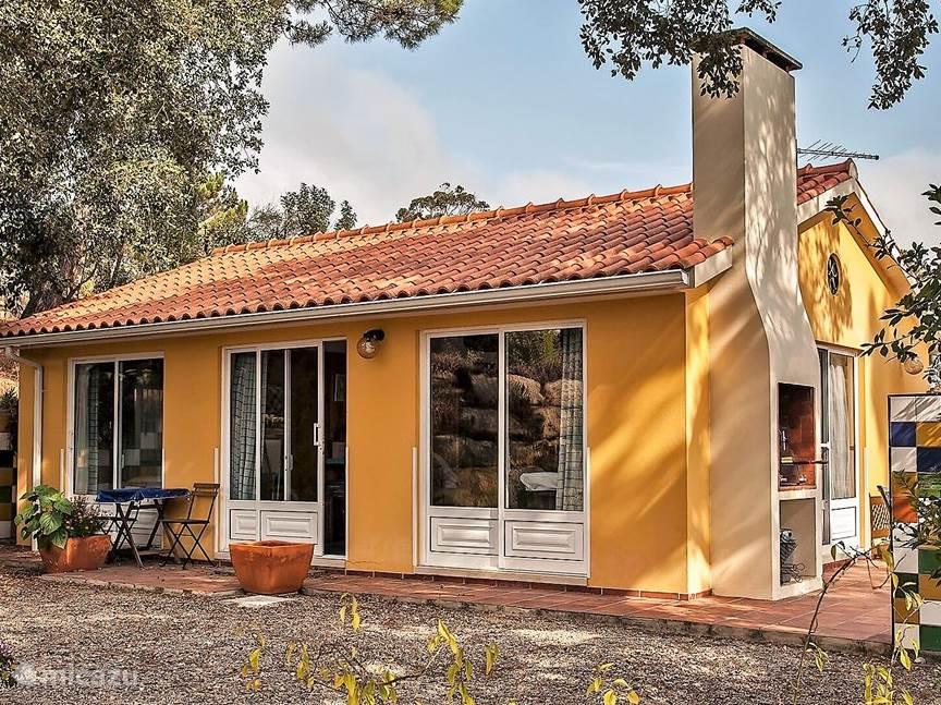 Vakantiehuis Portugal, Costa de Prata, Alfeizerão vakantiehuis Cabana