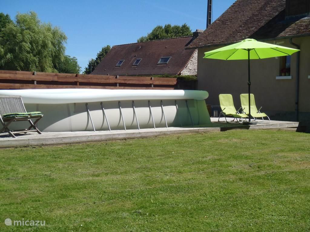 Zwembad (6.8m-3.6m)