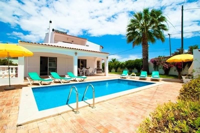 Vakantiehuis Portugal, Algarve, Albufeira Villa Villa Claire