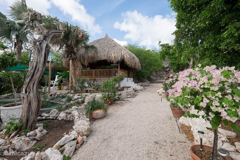 Ferienwohnung Curaçao, Curacao-Mitte, Piscadera Studio Piscadera Bay Studio - Hibiskus